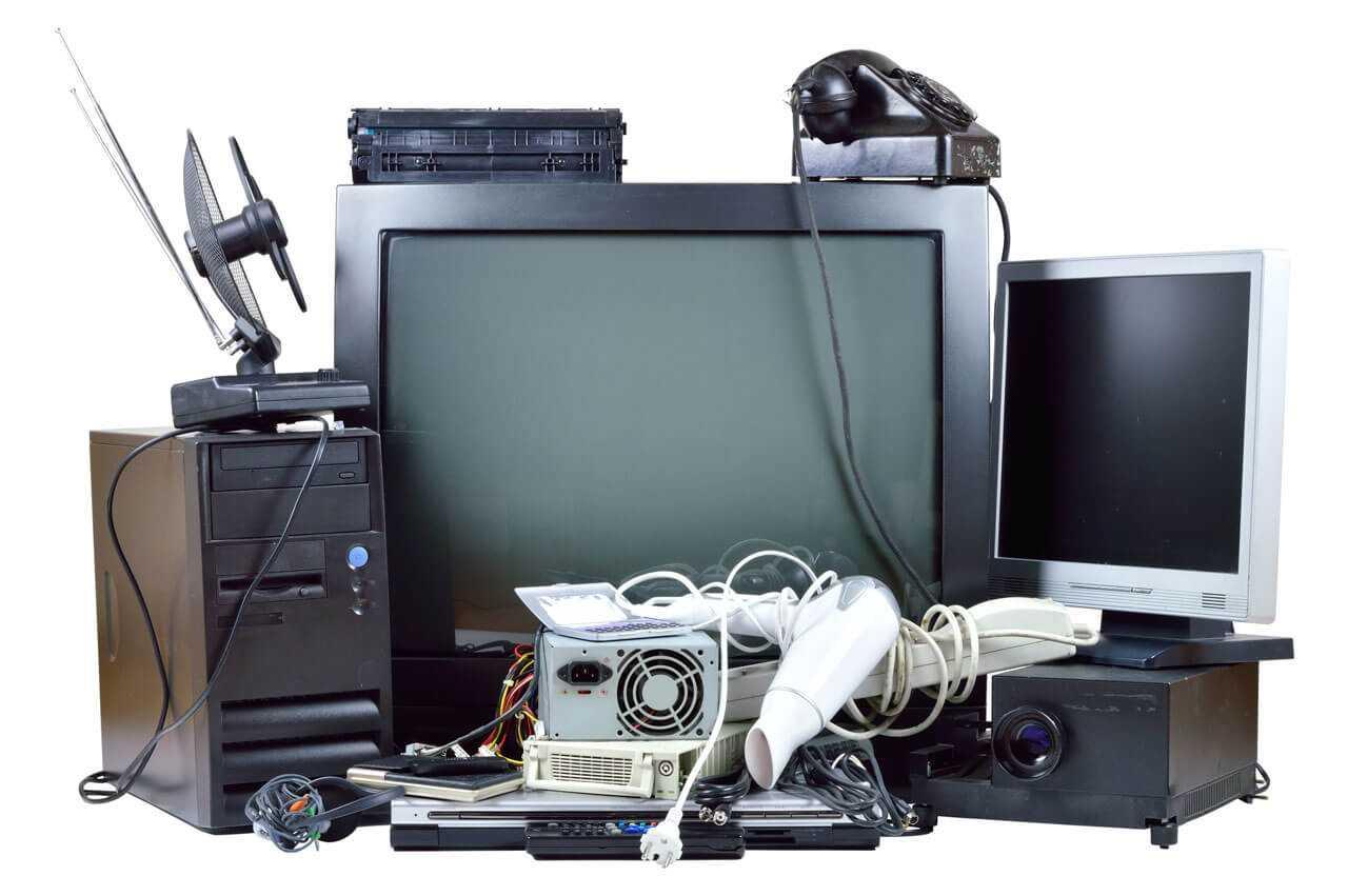 recykling sprzętu elektronicznego