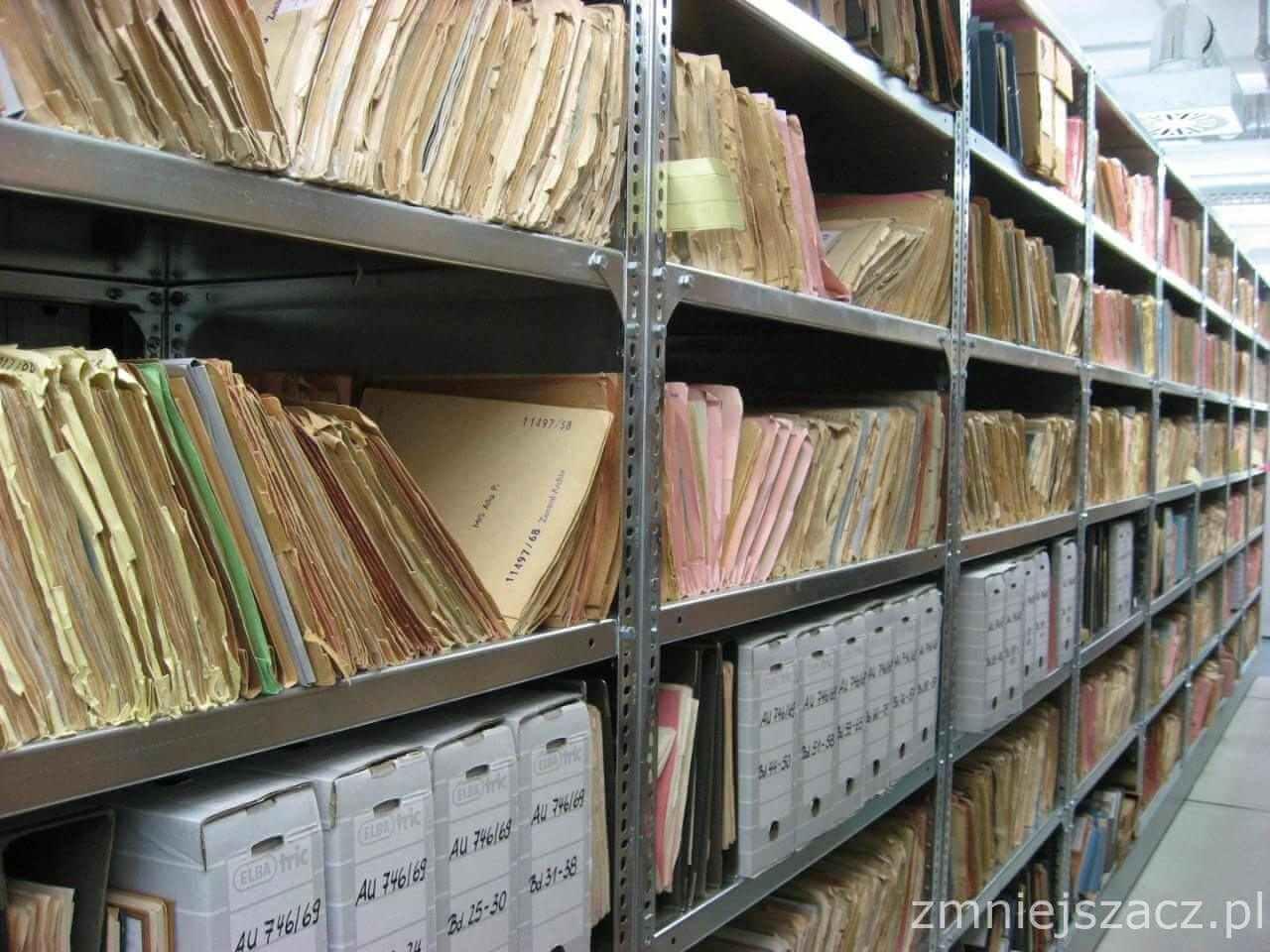 bezpieczne niszczenie dokumentów papierowych