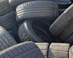 odbiór wywóz odpadów gumy gumowych poznań esbud