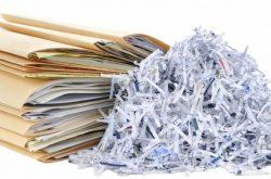 Zasady bezpiecznego niszczenia danych w firmie