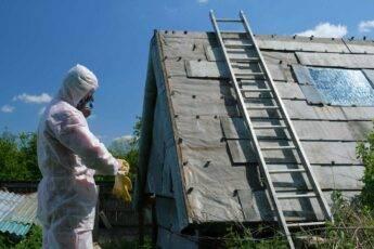 Utylizacja azbestu – co zrobić z azbestem?