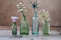 Co można zrobić ze szklanych butelek? 6 ciekawych pomysłów