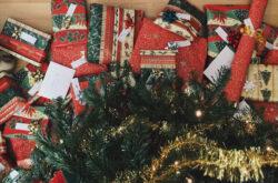 Recykling opakowań świątecznych