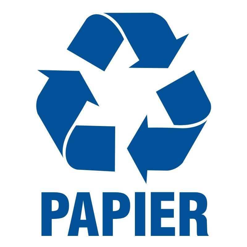 recykling papieru