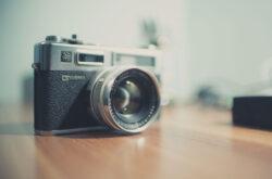 Co zrobić ze starym aparatem fotograficznym?