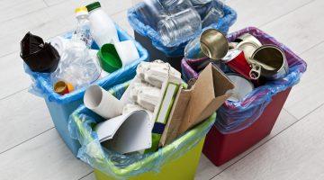 jak przechowywać śmieci